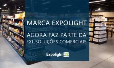 Marca Expolight agora faz parte da EXL Soluções Comerciais